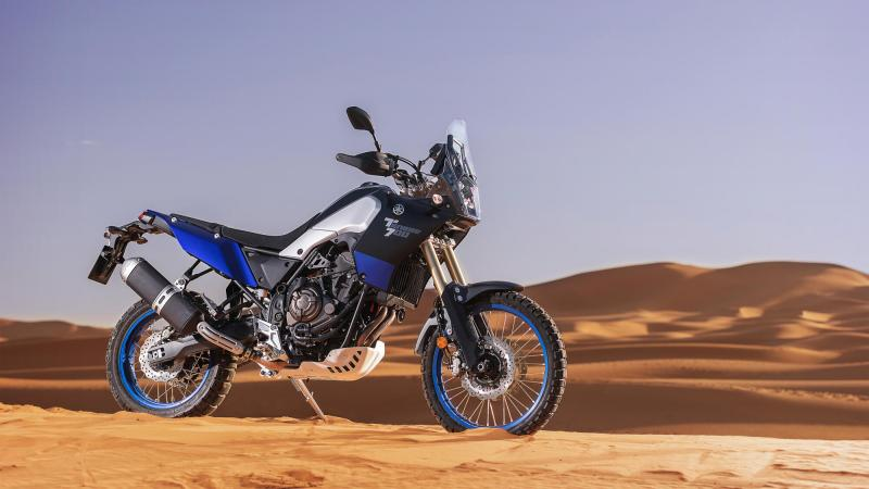 Pret pour laventure - Yamaha Tenere 700