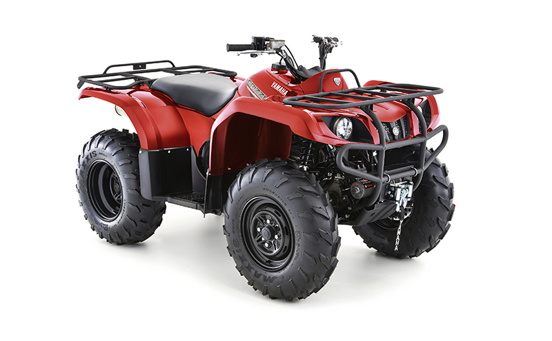 GRIZZLY 700 4X4 (2017)